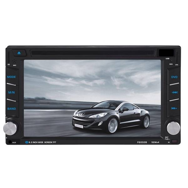 АВТО DVD Stereo MP3 Player Bluetooth TouchScreen